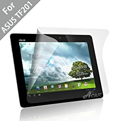 ASUS Transformer Prime 3 Pack TF201 10.1 inch Touchscreen Tablet Screen Protector (3 Packs) Film Clear (Invisible) by AcaseView, Acase(TM)