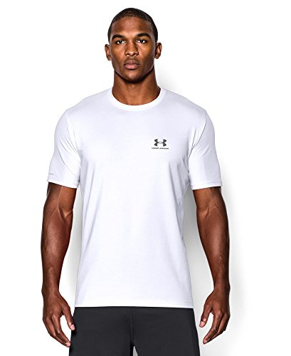under-armour-mens-charged-cotton-sportstyle-t-shirt-white-graphite-large
