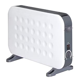 Review and Buying Guide of Buying Guide of 2 kW White Convector Heater