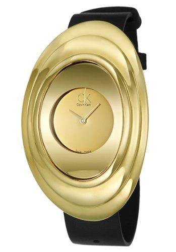 Calvin Klein forenses de las mujeres es el reloj de cuarzo K9323109