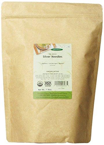 Davidson'S Tea Bulk, Silver Needles, 16-Ounce Bag