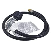 "Weber Gas Grill Propane Regulator 41"" Hose for Genesis 300 Series from Weber"