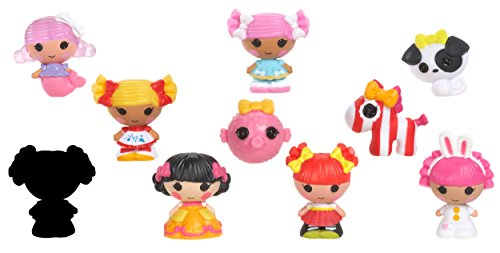 Lalaloopsy Tinies Style 1 Doll (10-Pack) - 1