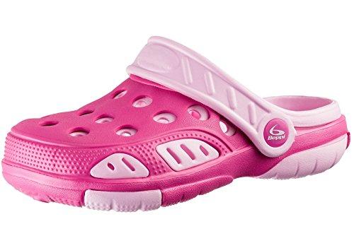 Beppi bambini ciabatte Zoccoli, rosa (Pink), 34 EU