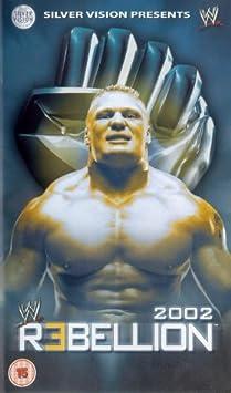 Post image of WWE Rebellion 2002