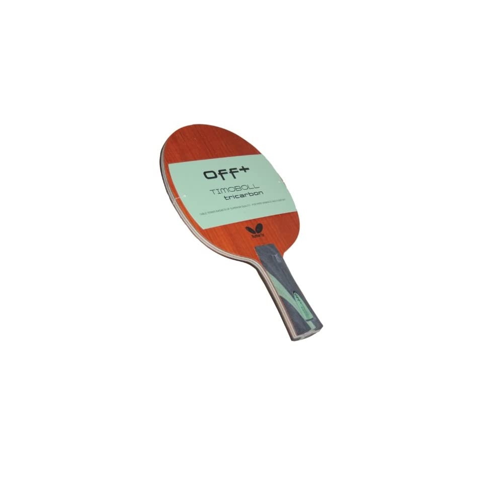 Butterfly Timo Boll TriCarbon FL Blade