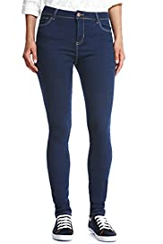 Contrast Stitch Jeggings [T66-3101-S]