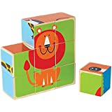 Hape E0421 Zoo Animals Block Puzzle