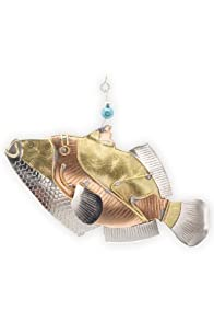 Pilgrim Imports Humu Fish Fair Trade Ornament