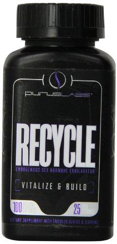 Purus Labs Recycle Hormone Exhilirator , 100 Capsules