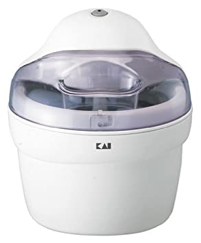 Ice Cream Maker KAI (Japan Import) by N/A
