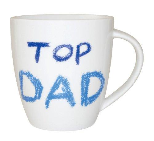 Jamie Oliver Top Dad Mug in Tin