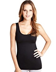 Tummy Control Scoop Neck Shaping Camisole