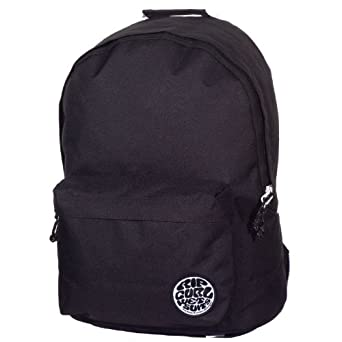 Rip Curl Dome Backpack One Size Black