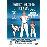 Uechi-Ryu Karate-Do D'Okinawa Vol.1par Christophe Diez