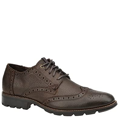 TOMMY HILFIGER Men's Fairly (Dark Brown 7.0 M)