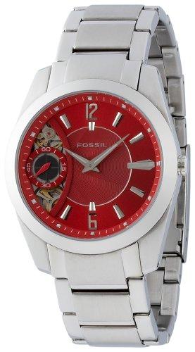 FOSSIL (フォッシル) 腕時計 TWIST レッド ME1068 メンズ ケース幅:42mm [正規輸入品]