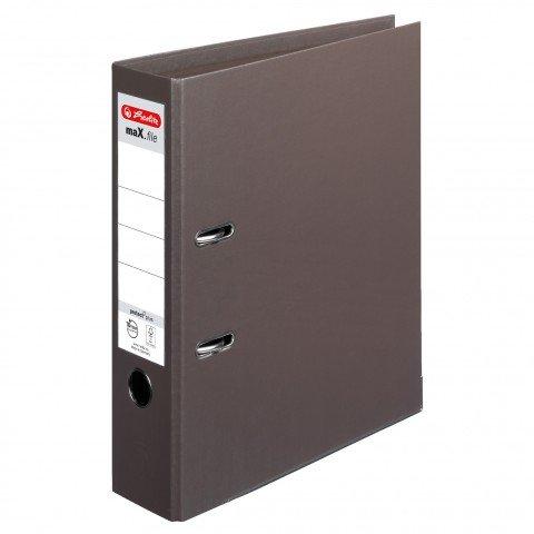 ordner-maxfile-protect-a4-voll-pp-folienbezug-wechselfenster-4er-pack-breit-braun-breit-4