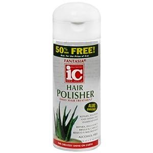 Fantasia IC Hair Polisher Daily Hair Treatment, 6 Ounce