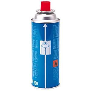 Campingaz CP250 Resealable Gas Cartridges - 12 Pack