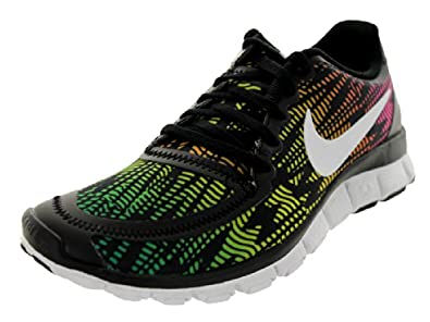 Nike Ladies Free 5.0 V4 Running Shoe by Nike
