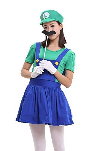 Mooni (Mario And Luigi Costumes For Women)
