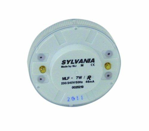 SYLVAN.0.1 Micro-Lynx F 6W/ rot GX53 Kompaktleuchtstofflampe