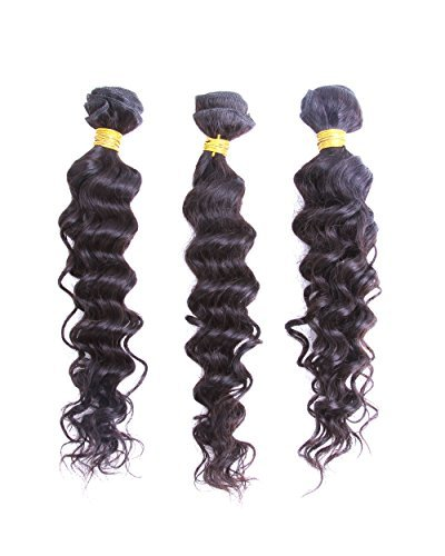 Cool2day-Mixed-length-Deep-Wave-Brazilian-Virgin-Remy-Human-Hair-Weave-Weft-150-Grams-Unprocessed-Hair-100-Brazilian-Human-Hair-Extensions