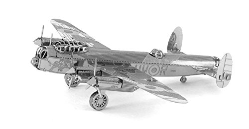 Fascinations Metal Earth Avro Lancaster Bomber Airplane 3D Metal Model Kit (Building Models For Adults compare prices)