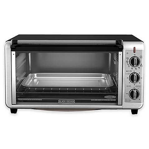 Extra-Wide Toaster Oven | Can be used to Bake, Broil, Toast, or Keep Warm using Convection Heating (Euro Pro Toaster Oven Parts compare prices)