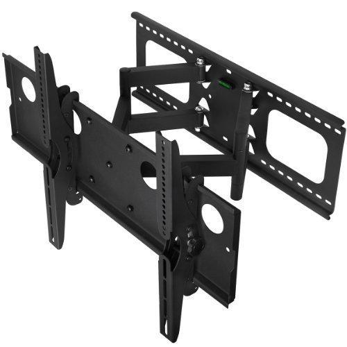 """G3 OKSI® Wandhalter mit Doppelarm für 75-165 cm (30-60"""") LED LCD PLASMA 3D TV 30 32 36 37 40 42 46 47 50 55 60 65 Zoll , Universelle Uncensored-Motion Wandhalterung Halterung AUSZIEHBAR 40 cm, SCHWENKBAR 160°, NEIGBAR +/- 15° ALLE TV-HERSTELLER mit VESA 2"""