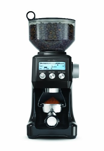 Breville BCG800BSXL Smart Grinder Coffee Machine, Black Sesame