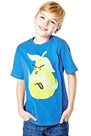 Pure Cotton Angry Pear T-Shirt