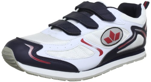 Lico Nelson V Indoor Shoes Mens White Weià (weiss/marine/rot) Size: 50