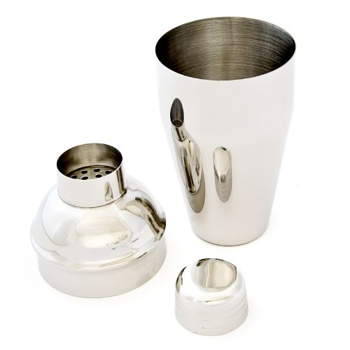 Set barman cocktail shaker 6 pezzi