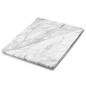 Amazon Com Sur La Table White Marble Pastry Board Hk165