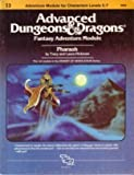 Pharaoh: Advanced Dungeons and Dragons, Fantasy Adventure Module (0394531396) by Hickman, Tracy