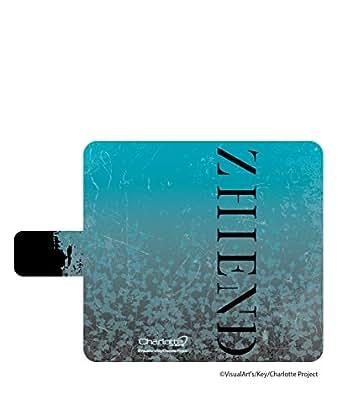 手帳型スマホケースiPhone5/5S専用Charlotte02 ZHIEND