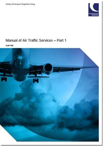 Manual of Air Traffic Services: Part 1 (CAP)