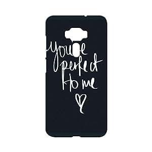BLUEDIO Designer Printed Back case cover for Asus Zenfone 3 - G2695