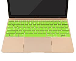 Mosiso - Keyboard Cover Silicone Skin for MacBook 12