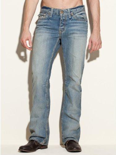 9e37d98d Men's Jeans: GUESS Men's Falcon Classic Bootcut Jeans in Rank Was ...