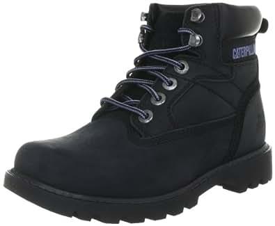 Cat Footwear WILLOW P305058, Damen Fashion Halbstiefel & Stiefeletten, Schwarz (Black Nubuck), EU 36 (US 3)