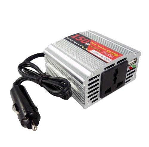 150W Car Power Inverter DC 12V to AC 110V USB 5V Vehicle Car Power Inverter Adaptor Charger Adapter for 150W Electric Equipments