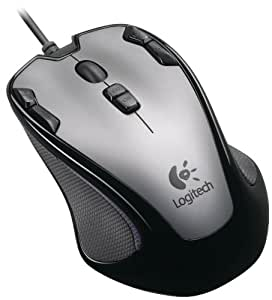 Logitech G300 910-002359 Souris Filaire Gaming Gris