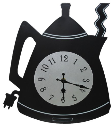 Creative Motion Kettle Clock (Motion Kettle compare prices)