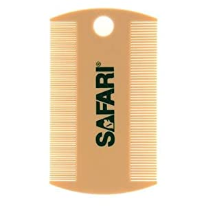Safari Pet Products Safari Double Sided Flea Comb Safari Double Sided Flea Comb Flea & Tick