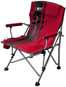 NCAA Georgia Bulldogs Sideline Chair by Logo Chairs Inc