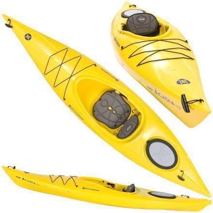 Cheap Deals Perception Acadia 11 5 Kayaks Yellow, 11 5 ft