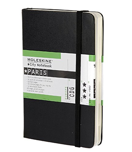 Moleskine-City-Notebook-Paris-Pocket-Black-Hard-Cover-35-x-55-City-Notebooks